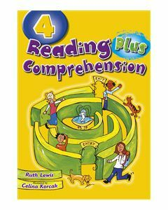 Reading Plus Comprehension Book 4