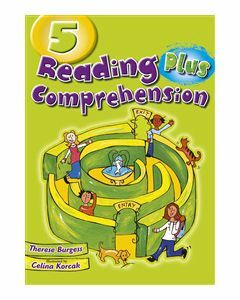Reading Plus Comprehension Book 5