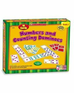 Scholastic Numbers and Counting Dominoes
