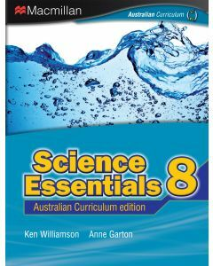 Science Essentials 8 AC Edition: Print & Digital (Available to Order)