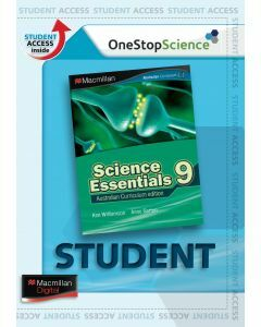Science Essentials 9 AC Edition: Digital  (Available to Order)