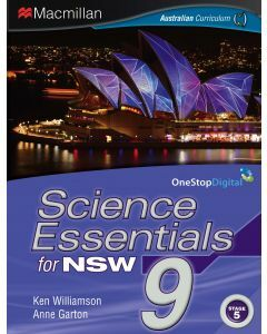 Science Essentials 9 NSW edition: Print & Digital  (Available to Order)
