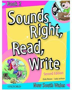 Sounds Right, Read, Write NSW Book 2 Second Edition