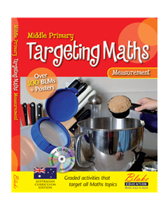 Targeting Maths - Middle Primary - Measurement New Edition