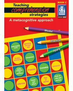 Teaching Comprehension Strategies Book C (Ages 7 to 8)