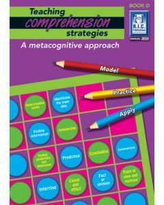 Teaching Comprehension Strategies Book D (Ages 8 to 9)