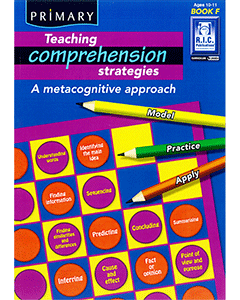 Teaching Comprehension Strategies Book F (Ages 10-11)