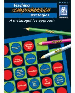 Teaching Comprehension Strategies Book G (Ages 11+)