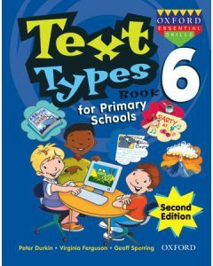 Text Types for Primary Schools Book 6 Second Edition