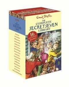 The Complete Secret Seven Library