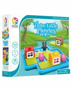 Three Little Piggies (Ages 3 to 6)