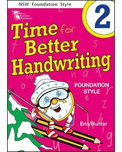 Time for Better Handwriting 2 (NSW)