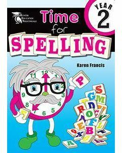 Time For Spelling 2