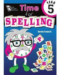 Time For Spelling 5