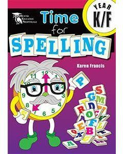 Time For Spelling K/F