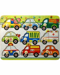 Transport 2 Wooden Puzzle