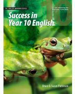Success in Year 10 English 2nd Edition for the Australian Curriculum