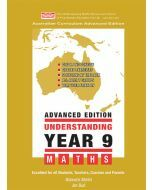 Understanding Year 9 Maths Advanced: Australian Curriculum Edition