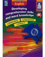 Developing comprehension skills and word knowledge Year 4